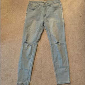 Plus Sized Jeans (worn once)